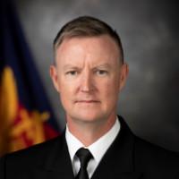 Portrait of Commodore Stewart Dunne